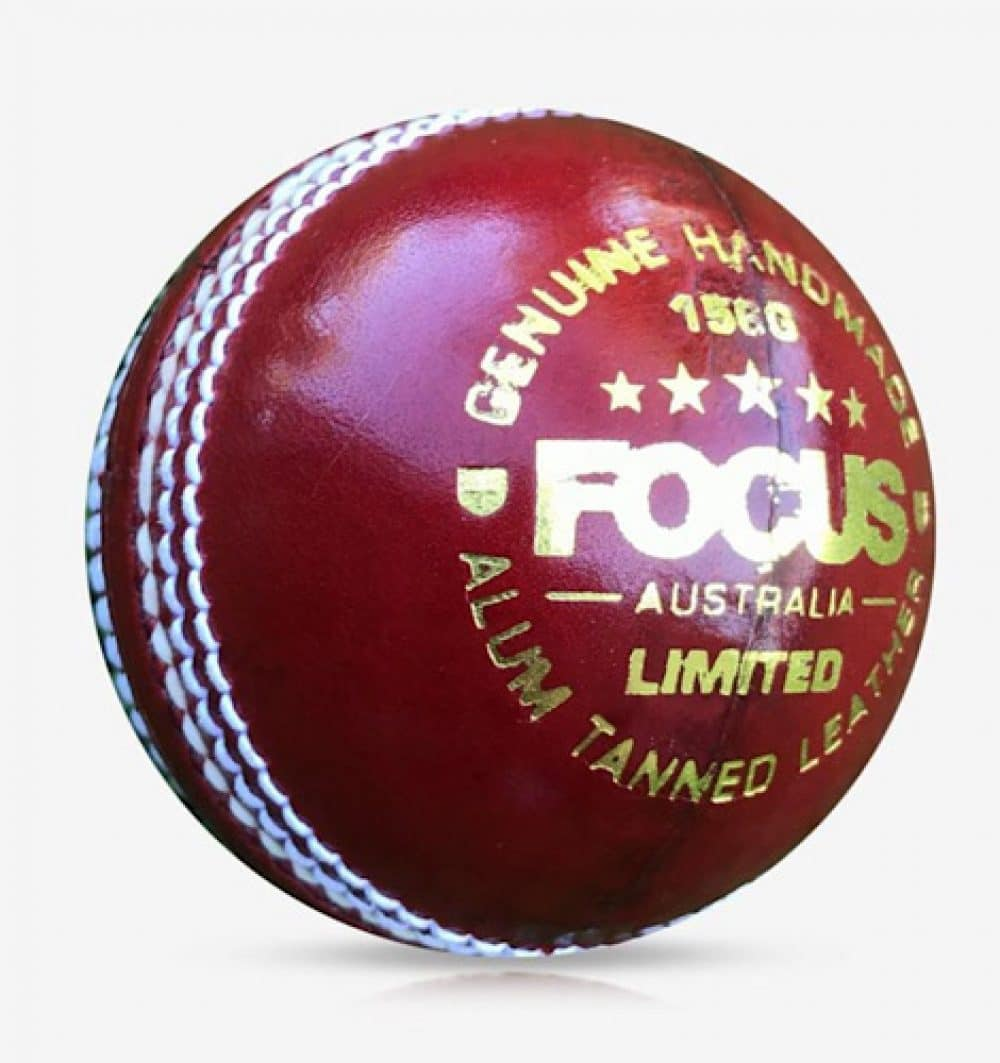 Focus Limited Red Cricket Ball