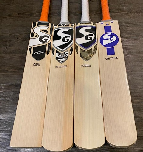 SG Players Personal Bats