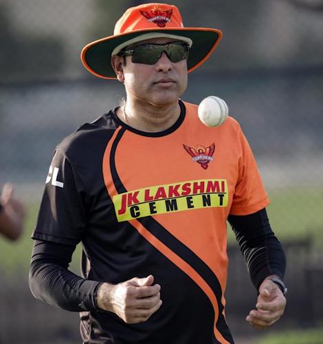 Sunrisers Hyderabad Training Replica Jersey 2020